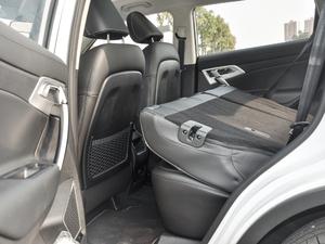 2018款1.8TD 手动两驱智雅型 后排座椅放倒