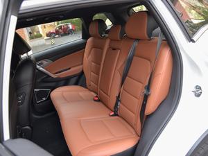 2018款运动版 1.8TD 自动两驱智尊型 后排座椅