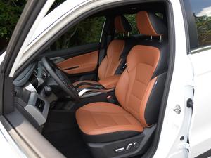 2018款运动版 1.8TD 自动两驱智尊型 前排座椅