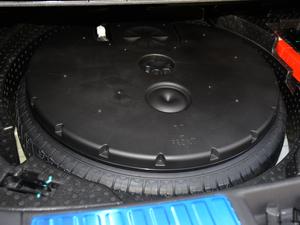 2018款运动版 1.8TD 自动两驱智尊型 备胎