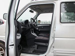 2015款1.4L 全能升级版 前排空间