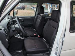 2015款1.4L 全能升级版 前排座椅