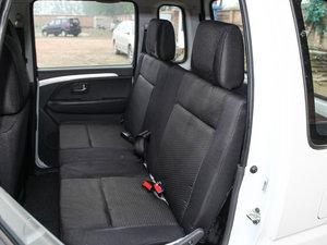 2015款1.4L 全能升级版 后排座椅