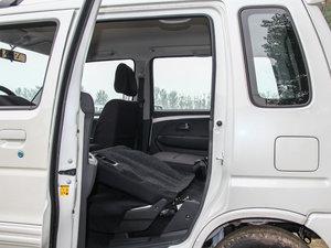 2015款1.4L 全能升级版 后排座椅放倒