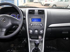 2015款1.4L 全能升级版 中控台
