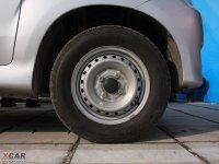 细节外观森雅M80轮胎