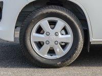 细节外观佳宝V80轮胎