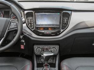 2017款1.6L 自动豪华型 中控台