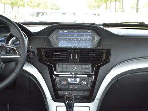 2017款1.9T 手动四驱豪华型 中控台