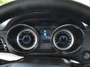 2017款1.9T 手动四驱豪华型 仪表