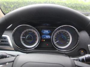 2017款1.9T 手动两驱豪华型 5座 仪表