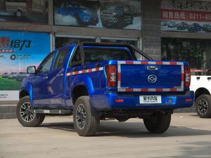 2017款2.4L 汽油两驱至尊版 后侧45度