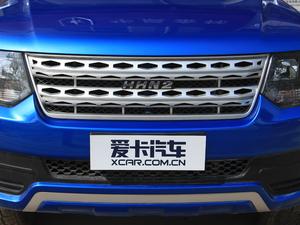2017款2.4L 汽油两驱至尊版 中网