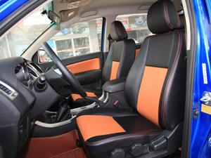 2017款2.4L 汽油两驱至尊版 前排座椅