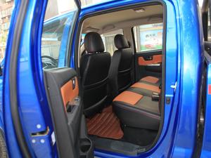 2017款2.4L 汽油两驱至尊版 后排空间