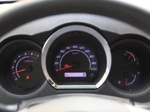2017款2.4L 汽油两驱至尊版 仪表