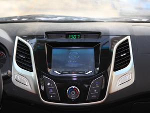 2017款2.4L 汽油两驱至尊版 空调出风口