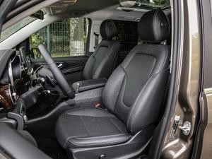 2018款V 260 L 尊贵加长版 前排座椅