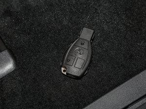 2016款精英版 钥匙