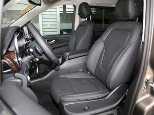 2017款V 260 尊贵版 前排座椅