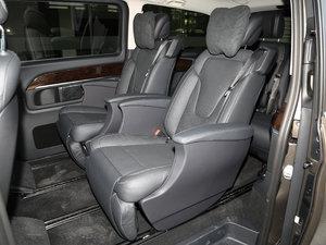 2017款V 260 尊贵版 后排座椅