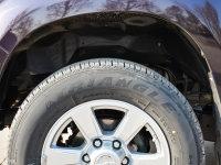 细节外观威虎TUV轮胎品牌