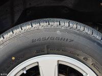 细节外观威虎TUV轮胎尺寸