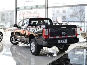 2018款2.5T 柴油两驱豪华型 大双 后侧45度