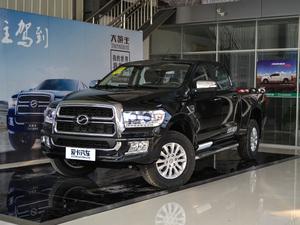 2018款2.5T 柴油两驱豪华型 大双 正侧45度