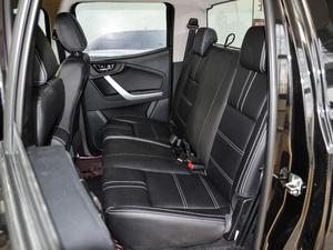 2018款2.5T 柴油两驱豪华型 大双 后排座椅