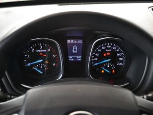 2018款2.5T 柴油两驱豪华型 大双 仪表