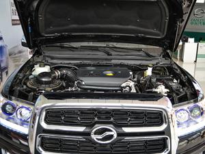 2018款2.5T 柴油两驱豪华型 大双 发动机