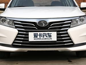 2019款1.5L CVT尊贵版 国V 中网