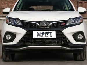 2019款酷绮 1.5T CVT旗舰型 中网