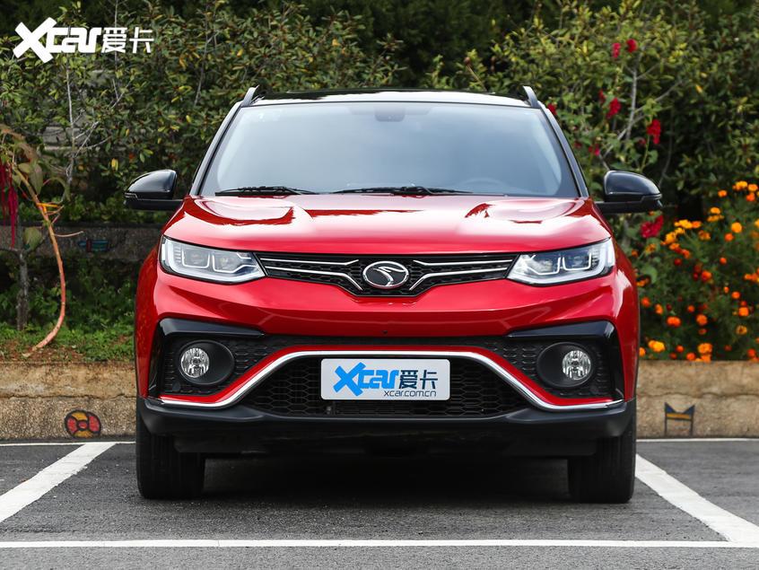 东南汽车2019款东南DX5