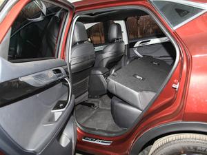 2018款Prime 1.8T 280 Turbo 自动旗舰型 后排座椅放倒