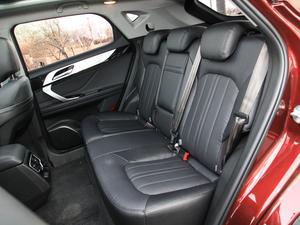 2018款Prime 1.8T 280 Turbo 自动旗舰型 后排座椅