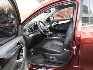 2018款Prime 1.8T 280 Turbo 自动旗舰型 前排空间