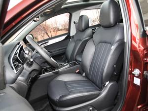 2018款Prime 1.8T 280 Turbo 自动旗舰型 前排座椅
