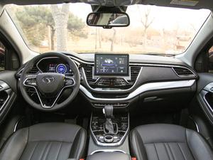 2018款Prime 1.8T 280 Turbo 自动旗舰型 全景内饰