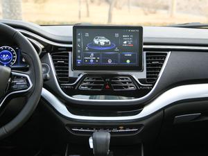 2018款Prime 1.8T 280 Turbo 自动旗舰型 中控台