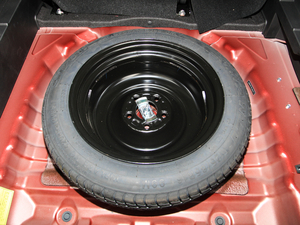 2018款Prime 1.8T 280 Turbo 自动旗舰型 备胎