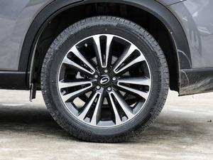2019款270T 自动尊贵版 轮胎