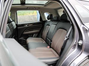 2019款270T 自动尊贵版 后排座椅