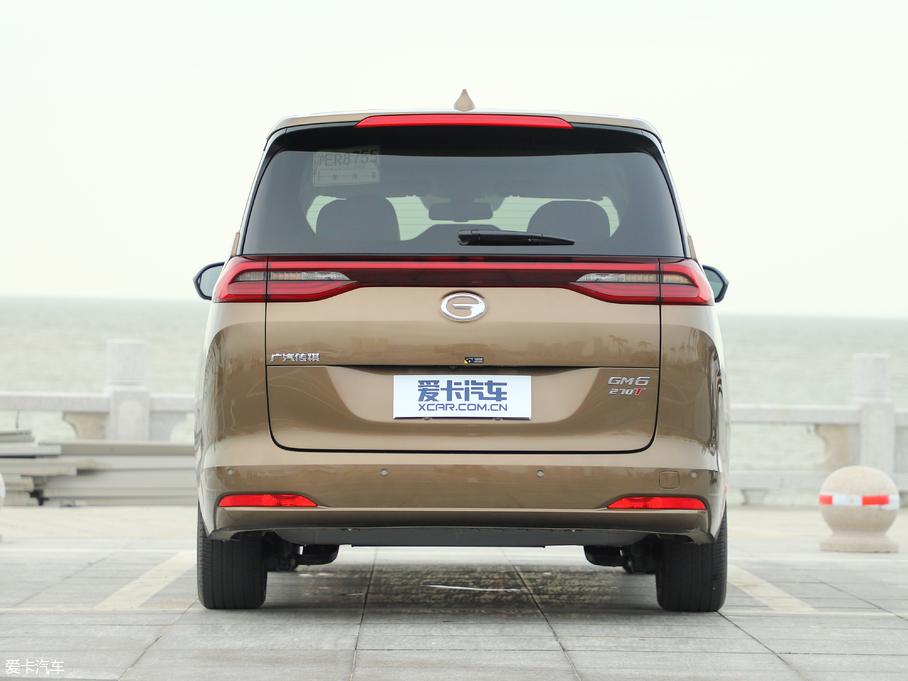 广汽乘用车2019款传祺GM6
