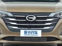 细节外观传祺GM6中网