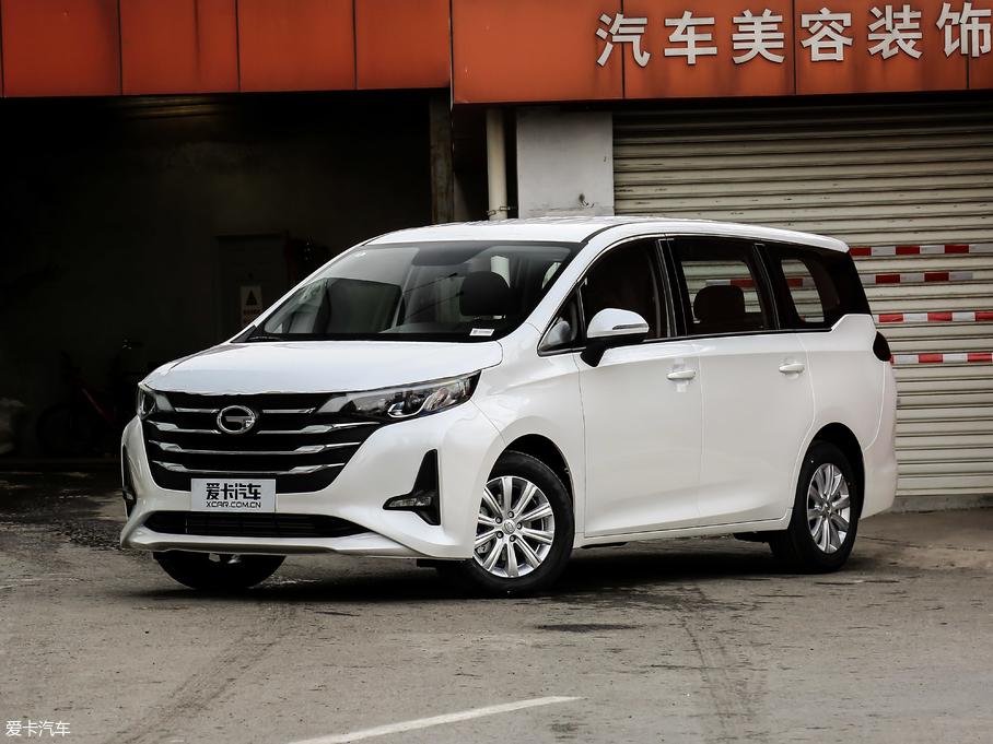 2019款传祺GM6 270T 自动豪华版