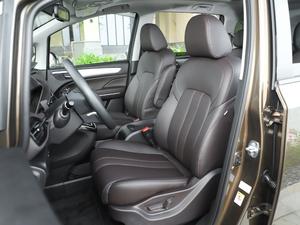 2019款270T 自动尊贵版 前排座椅
