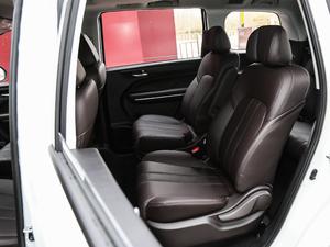 2019款270T 自动豪华版 后排座椅