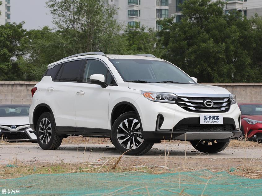 广汽乘用车2019款传祺GS4